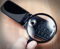 Réparation et entretien des périphériques mobiles Photos stock