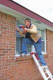 Réparations à la maison Photo libre de droits