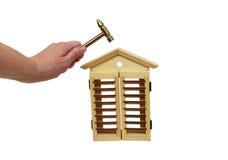 Réparations à la maison Image libre de droits