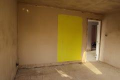 Réparations de bâtiment Images stock
