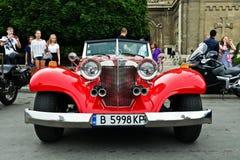 Réplica 1936 de Mercedes-Benz 500 Ð Imagem de Stock Royalty Free