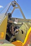 Réplica da cabeça-quente de Supermarine Foto de Stock