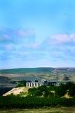 Réplica distante de Stonehenge da vista imagem de stock royalty free