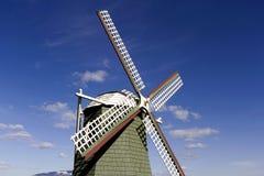 Réplica do moinho de vento Imagem de Stock Royalty Free