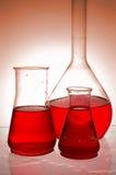 Réplicas químicas imagen de archivo libre de regalías