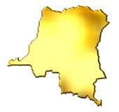 république démocratique du Congo illustration de vecteur