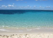 république dominicaine d'île de Catalina Images stock