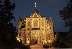 République Tchèque, ¡ Hora - l'UNESCO de Kutnà photos stock