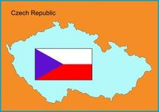 République Tchèque Images stock