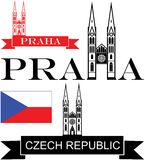 République Tchèque Images libres de droits