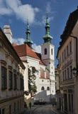 République Tchèque, Brno Photo libre de droits