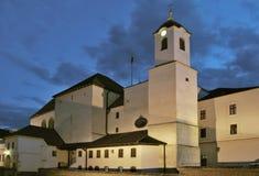 République Tchèque, Brno, château Spilberk Photos libres de droits