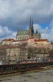 République Tchèque de Brno photographie stock libre de droits