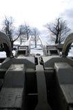 république tchèque de musée de hrabyne d'armée Photos stock