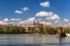 République Tchèque de Prague Images libres de droits