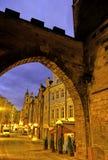 République Tchèque de rue de Prague Photo stock