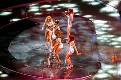 République Tchèque Eurovision 2008 image libre de droits