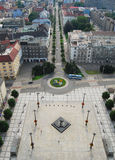 République Tchèque, Ostrava Images libres de droits