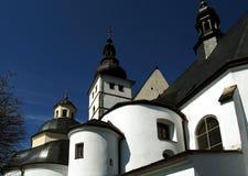 République Tchèque, Pribor Images libres de droits