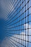 Réseau avec le ciel bleu Images libres de droits