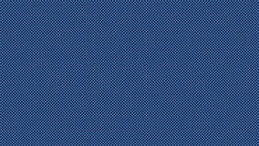 Réseau bleu Photos libres de droits