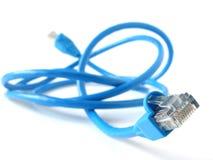 réseau câblé Photographie stock
