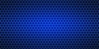 Réseau cristallin Image libre de droits