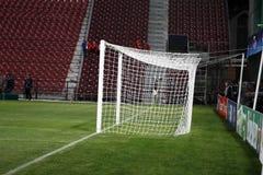 Réseau dans Champions League Images libres de droits