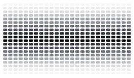 Réseau de gradient Photos stock