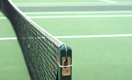 Réseau de tennis Photographie stock