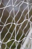 Réseau du football Photo stock