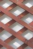 Réseau en bois Image stock