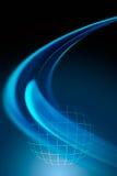 réseau global abstrait Image stock