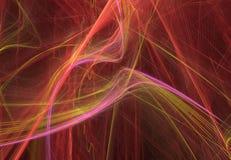 Réseau Internet pour la conception La géométrie linéaire photo libre de droits