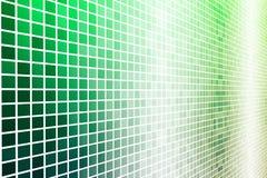 réseau maillé futuriste d'énergie de données Photos stock