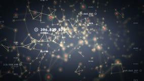 Réseaux et cheminement argenté de données