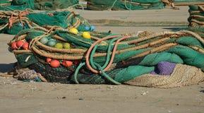 Réseaux maritimes Images libres de droits
