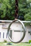 Réseaux rouillés en métal photos libres de droits