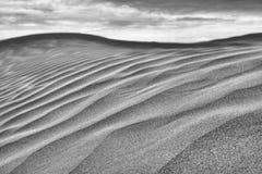 Réservation écologique Saskatchewan de grandes collines de sable photos stock