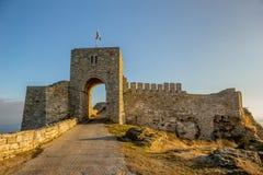 Réservation archéologique de Kaliakra Photos libres de droits