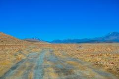 Réservation d'Eduardo Avaroa Andean Fauna National, Bolivie Image libre de droits