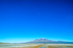 Réservation d'Eduardo Avaroa Andean Fauna National, Bolivie Photo stock