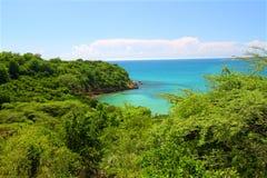Réservation Porto Rico de Guanica photos libres de droits