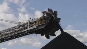 Réserve de charbon banque de vidéos