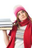 réserve des jeunes d'étudiant Images libres de droits