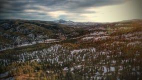 Réserve forestière de Pike Image stock