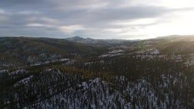 Réserve forestière de Pike Photographie stock