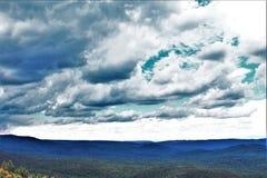 Réserve forestière de Tonto, ministère de l'agriculture de l'Arizona, Etats-Unis Image libre de droits