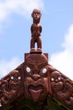 Réserve nationale Nouvelle Zélande de Waitangi image libre de droits