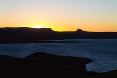 Réserve naturelle de barrage de Sterkfontein Images libres de droits